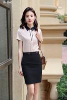 衬衫短裙套装(1)