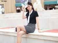 衬衫A裙套装(3)